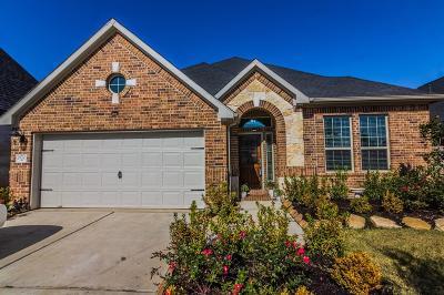 Richmond TX Single Family Home For Sale: $277,000