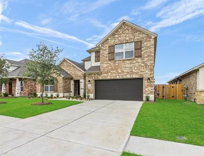 Manvel Single Family Home For Sale: 7010 Water Glen Lane