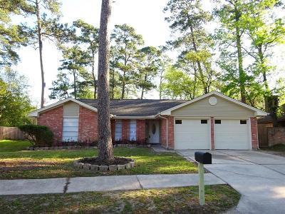 Spring Single Family Home For Sale: 5319 Sweetwind Lane