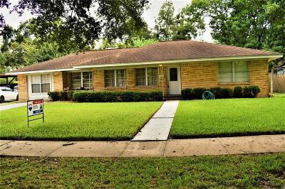 Pasadena Single Family Home For Sale: 1203 Azalea
