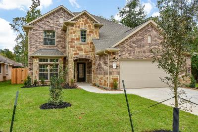 Montgomery Single Family Home For Sale: 2830 Pine Arbor