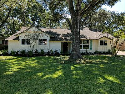 Houston Single Family Home For Sale: 1730 Maux