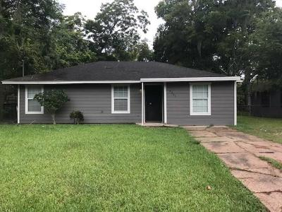 Houston Single Family Home For Sale: 9241 Forest View Street