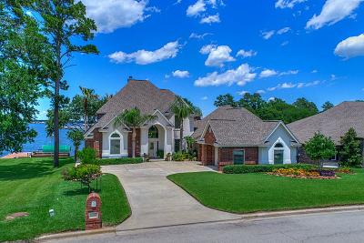 Willis Single Family Home For Sale: 5346 Montego Cove Drive