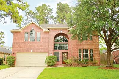 Harris County Single Family Home For Sale: 6814 Amber Ash Court