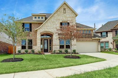 Richmond Single Family Home For Sale: 20706 Barrington Meadow Trace