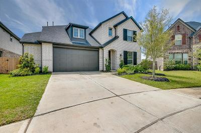 Katy Single Family Home For Sale: 29427 Wood Lily Drive