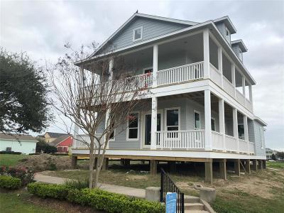 Galveston Single Family Home For Sale: 34 Porch Street