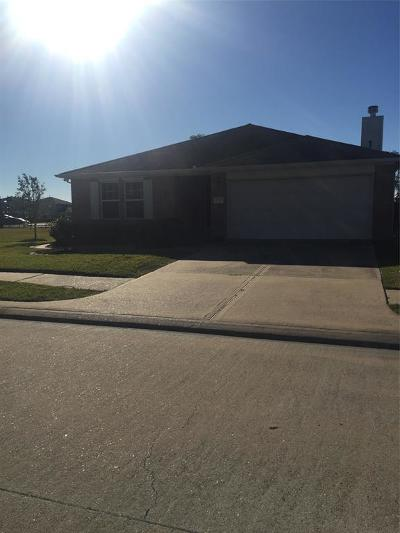 Katy Single Family Home For Sale: 21611 Britton Hill Way