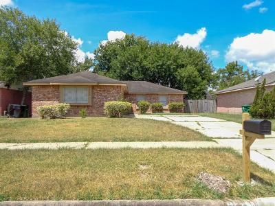 Missouri City Single Family Home For Sale: 16606 Quiet Quail Drive