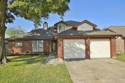 La Porte Single Family Home For Sale: 3808 Cottonwood Drive