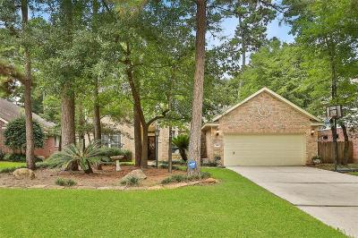 The Woodlands TX Single Family Home For Sale: $320,000