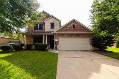 Pearland Single Family Home For Sale: 2804 Garner Park Drive