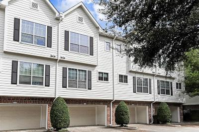 Houston Condo/Townhouse For Sale: 9200 Westheimer Road #703