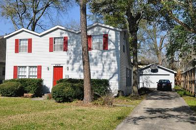 Bellaire Single Family Home For Sale: 4614 Cedar Street