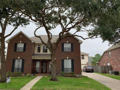 Pearland Single Family Home For Sale: 3226 Three Sister Circle