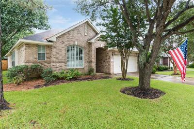 Katy TX Single Family Home For Sale: $242,900