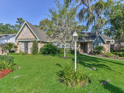 Friendswood Single Family Home For Sale: 5106 Regal Pine Way