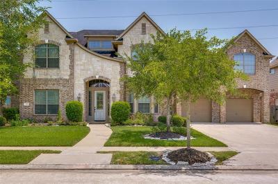 Missouri City Single Family Home For Sale: 3006 Road Runner Walk