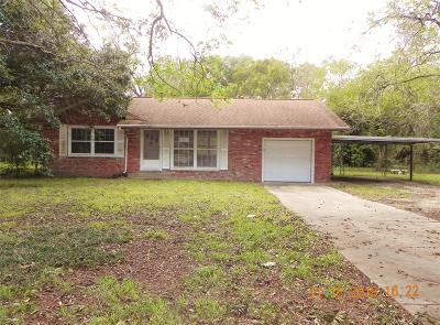 Texas City Single Family Home For Sale: 115 Lane Road