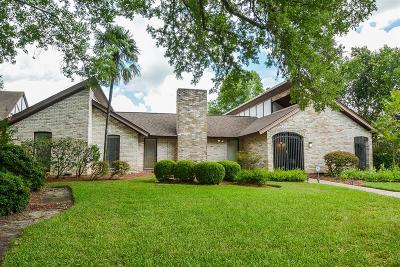 Missouri City Single Family Home For Sale: 2831 Spyglass Lane