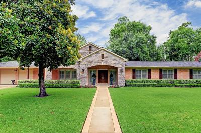 Houston Single Family Home For Sale: 701 Magdalene Drive