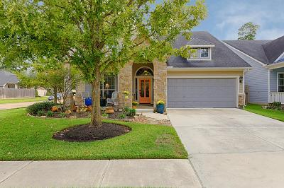 Tomball Single Family Home For Sale: 18822 Magnolia Arbor Lane