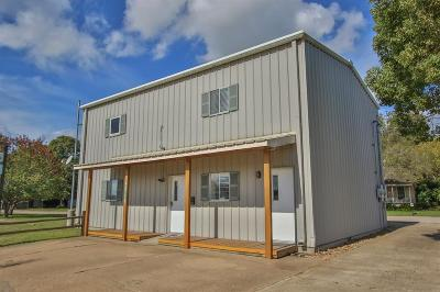 Waller Multi Family Home For Sale: 40750 Hwy 290 Business