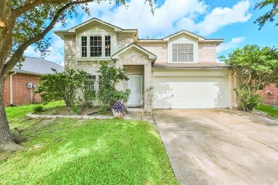Houston Single Family Home For Sale: 4010 Clayton Gate Drive