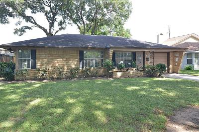 Timbergrove Manor Single Family Home For Sale: 1727 Knightwick Drive