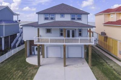 Tiki Island Single Family Home For Sale: 1626 Windsong Way