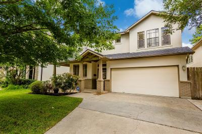 Bellaire Single Family Home For Sale: 4426 Betty Street