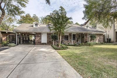 Houston Single Family Home For Sale: 426 Faust Lane