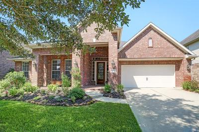 Humble Single Family Home For Sale: 12038 Guadalupe Trail Lane