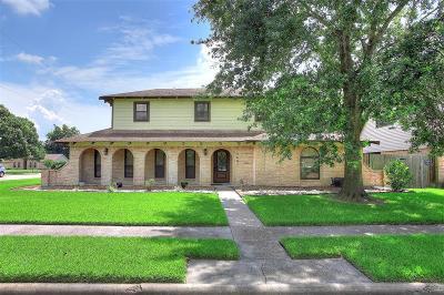 Deer Park Single Family Home For Sale: 2601 Dunn Circle