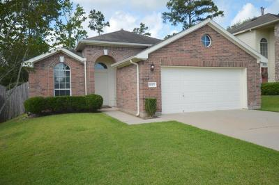 Montgomery Single Family Home For Sale: 18479 Sunrise Pines Drive