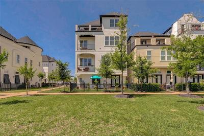 Houston Single Family Home For Sale: 1826 Upland Lakes