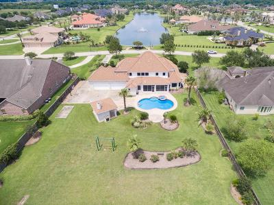 Katy Single Family Home For Sale: 2218 Britton Ridge Drive