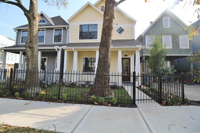 Houston Single Family Home For Sale: 824 W 22nd Street