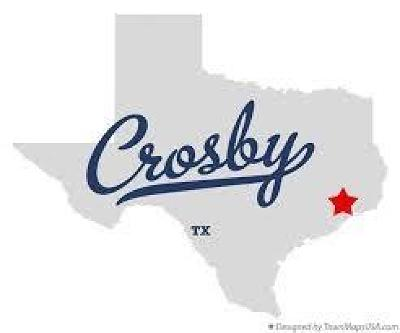 Crosby Residential Lots & Land For Sale: 0000000 Fm 2100 Road