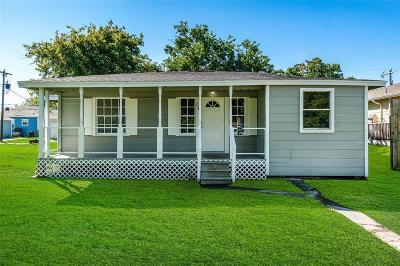 Texas City Single Family Home For Sale: 17 17th Avenue N