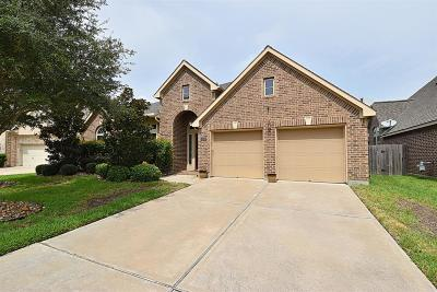 Pearland Single Family Home For Sale: 13615 Silent Walk Drive Drive