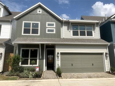 Houston Single Family Home For Sale: 1522 Biondo Way