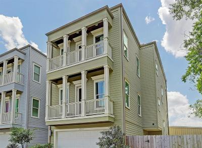 Houston Single Family Home For Sale: 3802 Olde Bourbon Lane
