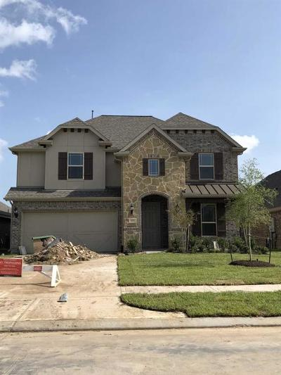 League City TX Single Family Home For Sale: $349,990