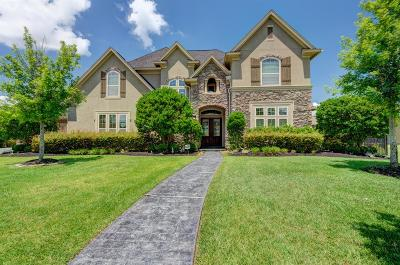Houston Single Family Home For Sale: 6106 Majestic Hill Drive