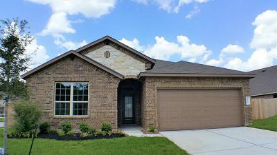 Single Family Home For Sale: 5214 Pointe Spring Crossing