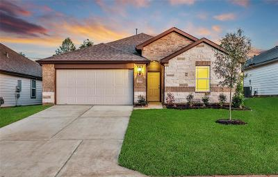 Magnolia Single Family Home For Sale: 12415 Southern Trail Court