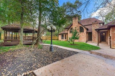 The Woodlands Single Family Home For Sale: 66 Watertree Drive