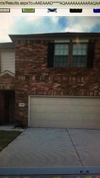 Rosenberg TX Single Family Home For Sale: $219,000